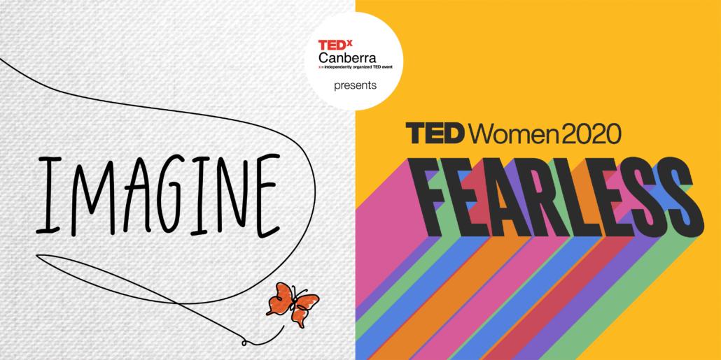 TEDxCanberra 2020 program logo